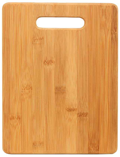 BB4 Bamboo Cutting Board Rectangle